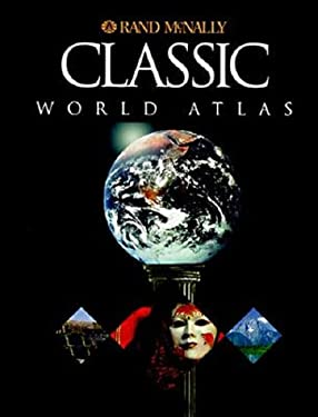Classic World Atlas 9780528838705