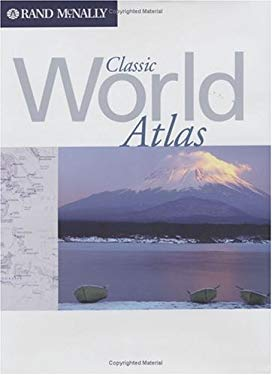 Classic World Atlas 9780528965791
