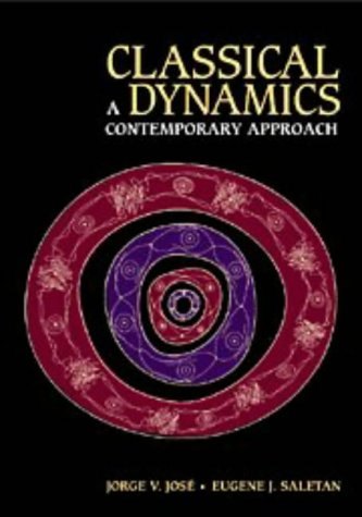 Classical Dynamics: A Contemporary Approach 9780521636360