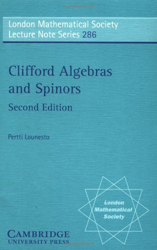 Clifford Algebras and Spinors - 2nd Edition