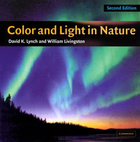 Color and Light in Nature 9780521775045