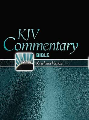 Commentary Bible-KJV-World's Visual Reference System 9780529123756