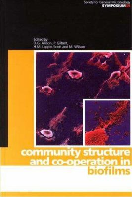 Community Structure and Co-Operation in Biofilms 9780521793025