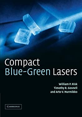 Compact Blue-Green Lasers 9780521521031