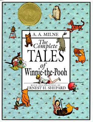 Complete Tales of Winnie-The-Pooh 9780525457237