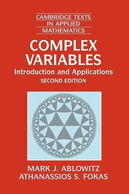 Complex Variables: Introduction and Applications 9780521534291