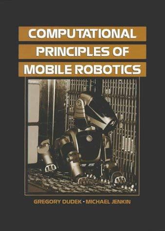 Computational Principles of Mobile Robotics 9780521560214