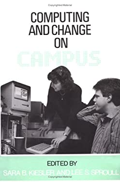 Computing and Change on Campus 9780521344319
