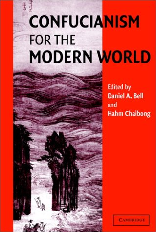 Confucianism for the Modern World 9780521527880