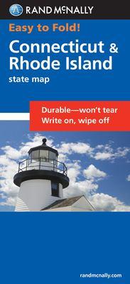 Connecticut/Rhode Island 9780528854224
