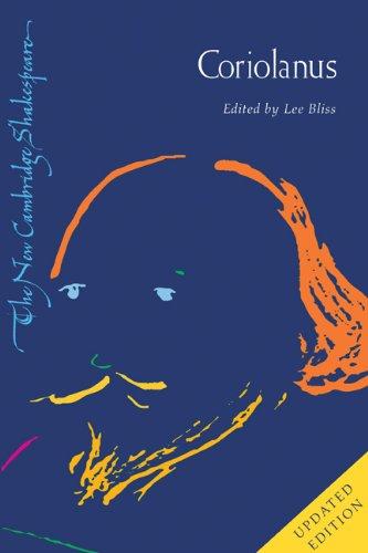 Coriolanus 9780521728744