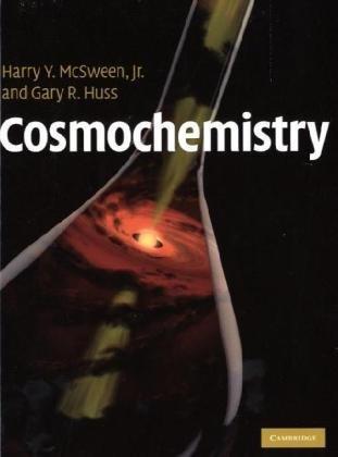 Cosmochemistry 9780521878623