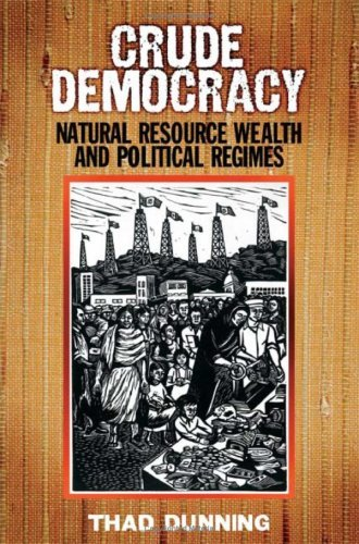 Crude Democracy: Natural Resource Wealth and Political Regimes 9780521515009