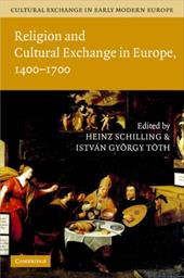Cultural Exchange in Early Modern Europe 4 Volume Hardback Set 1782984