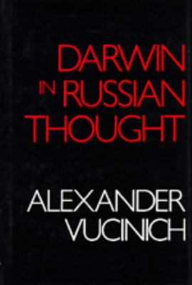 Darwin in Russian Thought 9780520062832