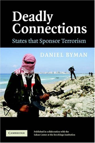 Deadly Connections: States That Sponsor Terrorism 9780521548687