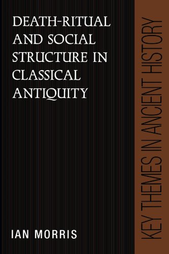 Death-Ritual and Social Structure in Classical Antiquity 9780521376112