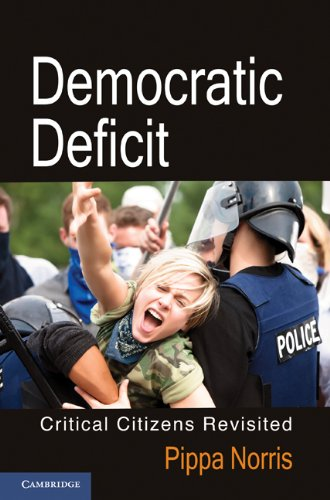 Democratic Deficit: Critical Citizens Revisited 9780521127448