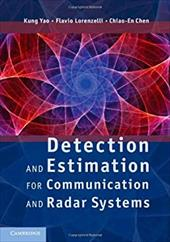 Detection and Estimation for Communication and Radar Systems 17847200