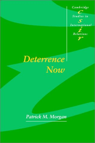 Deterrence Now 9780521529693