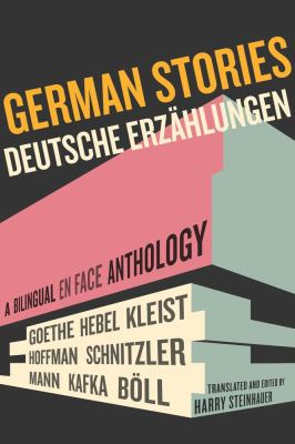 Deutsche Erzahlungen/German Stories: A Bilingual En Face Anthology 9780520268159