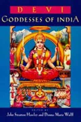 Devi: Goddesses of India 9780520200586