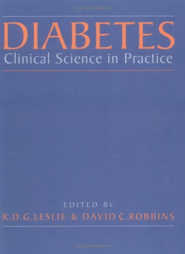 Diabetes: Clinical Science in Practice 9780521450294