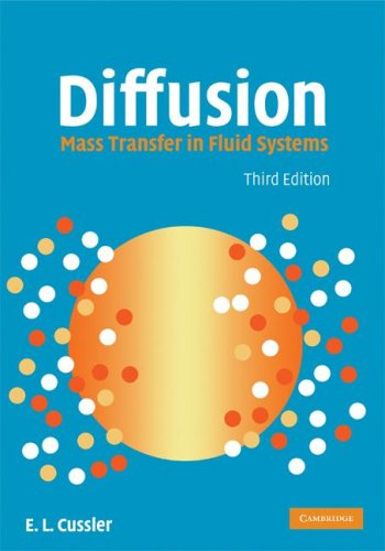 Diffusion: Mass Transfer in Fluid Systems 9780521871211
