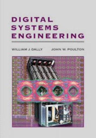 Digital Systems Engineering 9780521592925