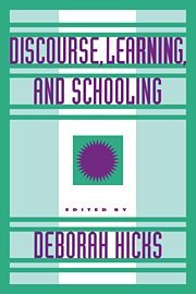 Discourse, Learning, and Schooling 9780521453011
