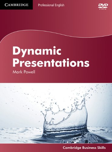 Dynamic Presentations DVD 9780521150064