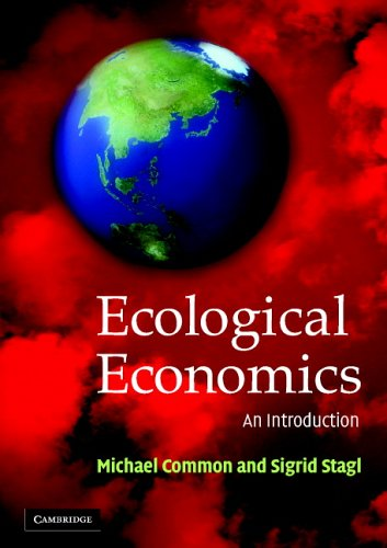 Ecological Economics: An Introduction 9780521016704