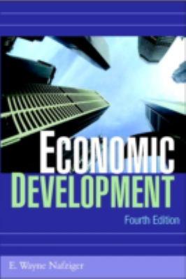 Economic Development 9780521829663