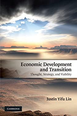 Economic Development and Transition: Thought, Strategy, and Viability 9780521735513
