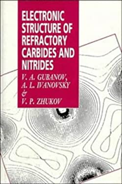 Electronic Structure of Refractory Carbides and Nitrides 9780521418850