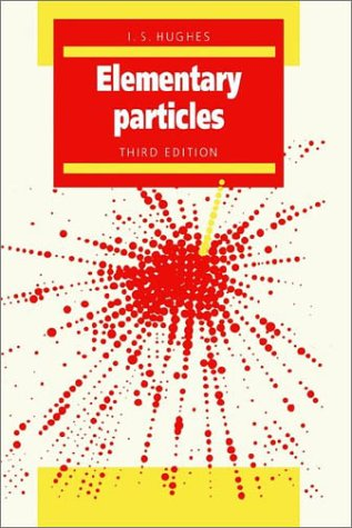 Elementary Particles 9780521407397