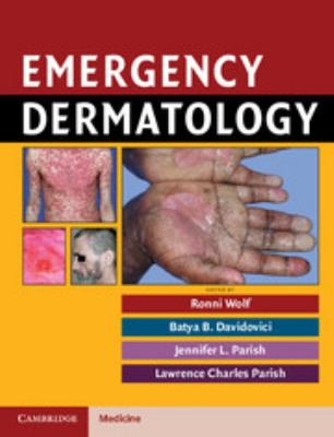 Emergency Dermatology 9780521717335