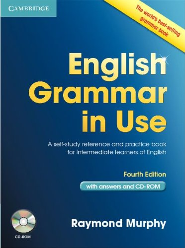 English Grammar in Use with Answers: A Self-Study Reference and Practice Book for Intermediate Learners of English [With CDROM] 9780521189392