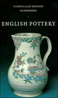 English Pottery 9780521475204