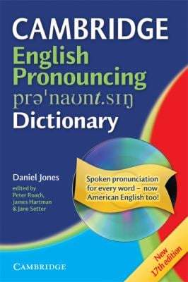 English Pronouncing Dictionary [With CDROM] 9780521680875