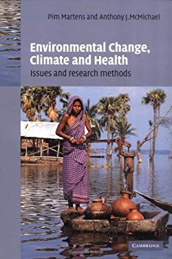 Environmental Change, Climate and Health: Issues and Research Methods 9780521782364