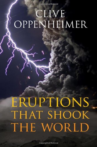 Eruptions That Shook the World 9780521641128