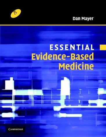 Essential Evidence-Based Medicine 9780521540278