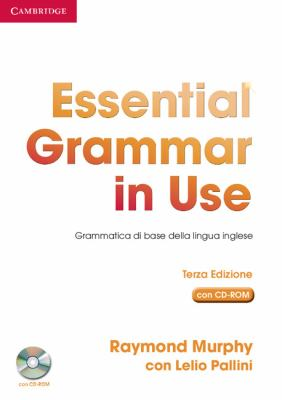 Essential Grammar in Use Without Answers Italian Edition: Grammatica Di Base Della Lingua Inglese [With CDROM] 9780521534895