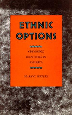 Ethnic Options 9780520070837