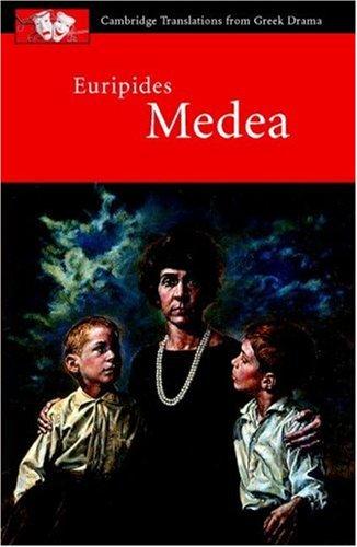 Euripides: Medea 9780521644792