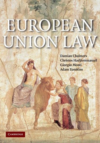 European Union Law: Text and Materials 9780521527415