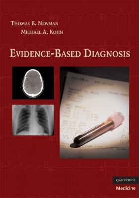 Evidence-Based Diagnosis 9780521714020