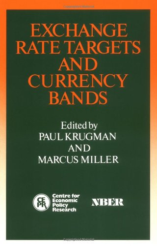Exchange Rate Targets and Currency Bands 9780521435260