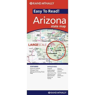 FM Etr Arizona AZ 9780528881091